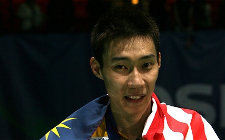 Lee Chong Wei sprains out of Thomas Cup