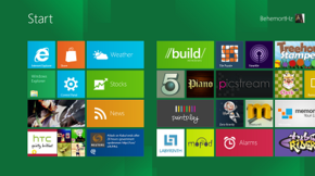 Microsoft Windows 8 Out For Test