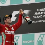 F1 Malaysian Grand Prix: Alonso wins it!