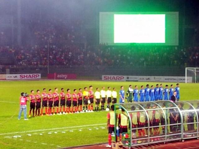 Lions XII 3-0 Sarawak: Crocs passed out in Singapore