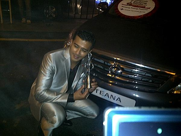 Aaron Aziz wins 25th ABPBH