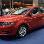 Proton Preve Dark Red - Paultan