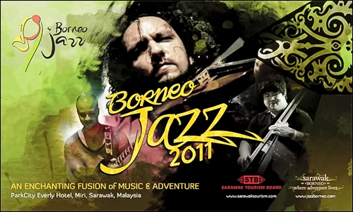Miri Bloggers cover Borneo Jazz 2012