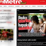 Harian Metro apologize to the Penans and people of Sarawak again