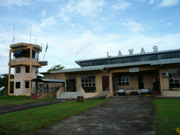 Lawas airport by natassja.wordpress.com
