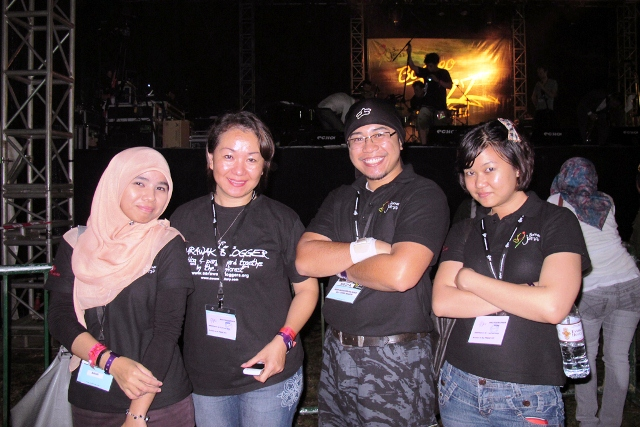 Bloggers coverage of the Borneo Jazz 2012 (Final Update)