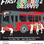 Bus Arts & Grafitti at KIRC starting 9AM!