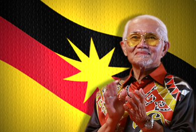 Taib Mahmud rebukes Harian Metro over article