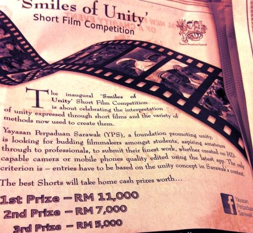'Smiles of Unity' Short Film Competition
