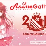 Anime Gathering arriving this September