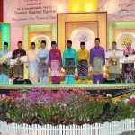 Al-Quran recital competition in Sarikei ends