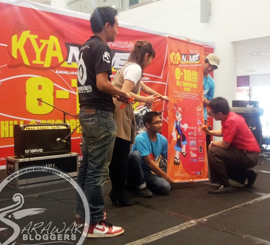KYAN!ME Convention 2012 rocks Kuching City