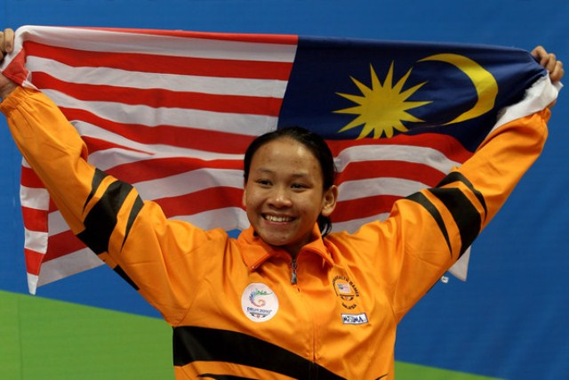Pandelela and Mun Yee's dive fails them at London 2012