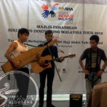 Sonar Tribal show class at Innovating Malaysia Tour Expo Series