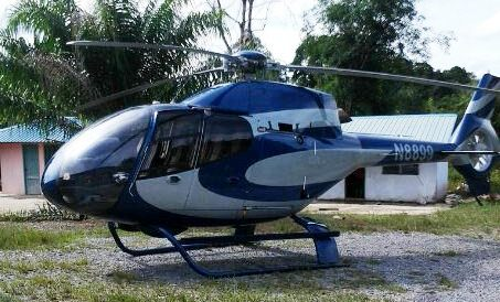 Helicopter crashed in Sarawak again