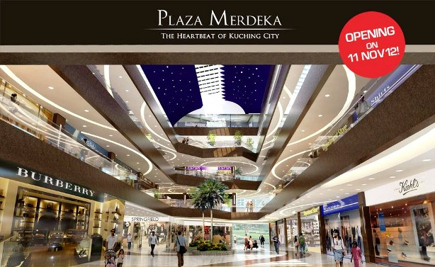 Plaza Merdeka set to open 11 Nov 2012