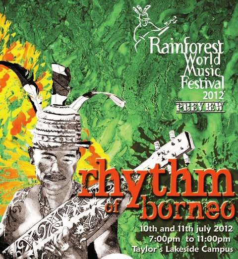 Preview of RWMF at Taylor's University, KL