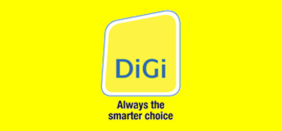 DiGi 3G in Sarawak at 35% coverage