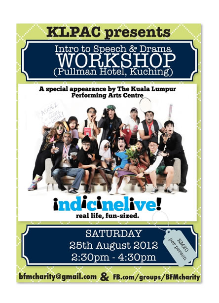 Workshop with KL PAC looking for participants