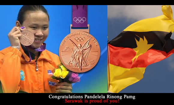 Special reward for Pandelela from state
