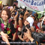 Pandelela conferred Star of Kenyalang and other awards