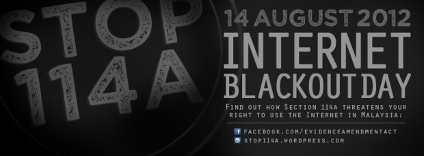 Netizens join CIJ to fight Evidence Act amendment and plans internet blackout