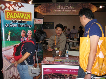 Padawan promoted at MATTA Fair