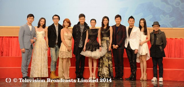 Top-notch Asia-pacific artistes gathered at HK for the global premiere