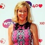 Chris Evert named the Legend Ambassador for the WTA Championships in Singapore