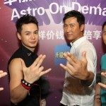Same time showing for TVB dramas on Astro's Dynasty Pack