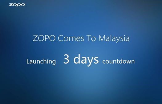 Zopo Mobile coming into Malaysia this week