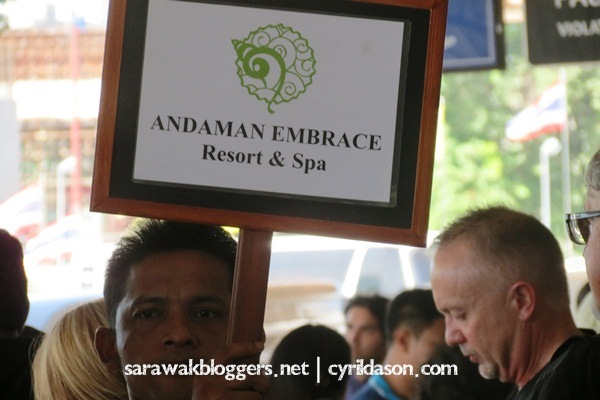 Hotel transfer done right by Andaman Embrace Resort and Spa