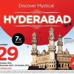 AirAsia recommences Kuala Lumpur – Hyderabad route, promo starts at RM129
