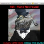 Malaysian Airlines website hacked