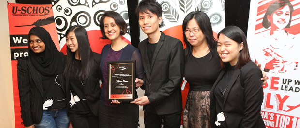 Aireen Omar recognised as Malaysia's Top 10 Most Inspiring Young Leader