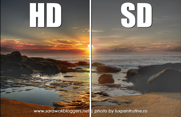 HD vs SD