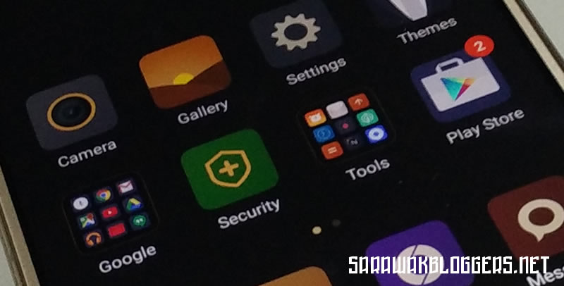 The MIUI comes with a security app which does a lot more than your average Android