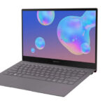 Samsung Galaxy Book S 2020 front